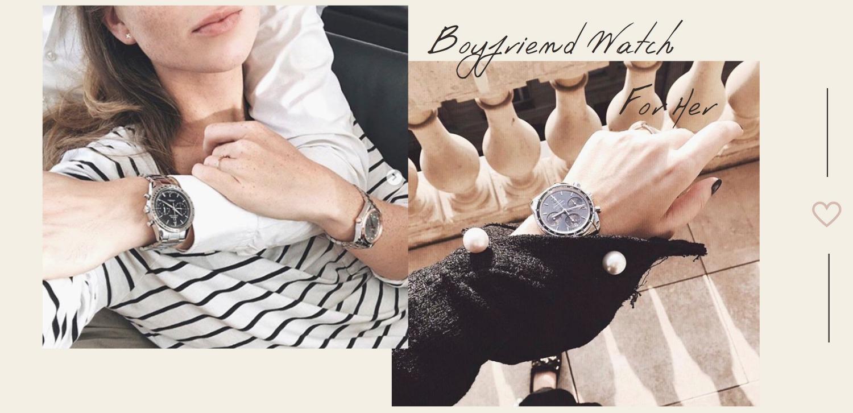"""boyfriend watch for her valentine 2020 - 情侣表太普通; 知性另一半更爱 """"Boyfriend Watch"""""""