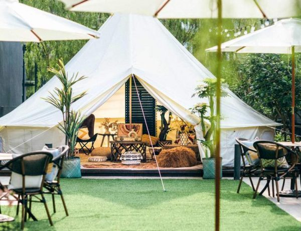 Castra by colony 006 600x460 - 奢华的都市 Glamping 体验:   Castra by Colony