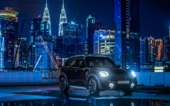 MINI Countryman Blackheath 240x150 - 黑魂魅力:限量版 MINI Countryman Blackheath Edition