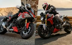 The New BMW F 900 XR F 900 T 240x150 - BMW 热血酷炫新组合: F 900 R & F 900 XR