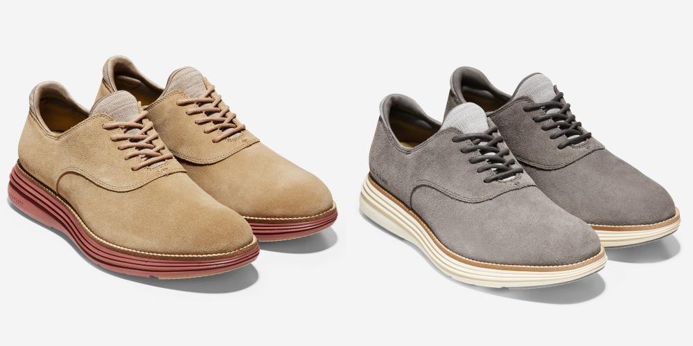 Cole Haan OriginalGrand Ultra 004 - 搭配正装也合适的8款球鞋