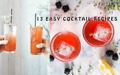 Easy Cocktails Recipe 240x150 - 今晚就挑战当一日调酒师!13款超简单鸡尾酒