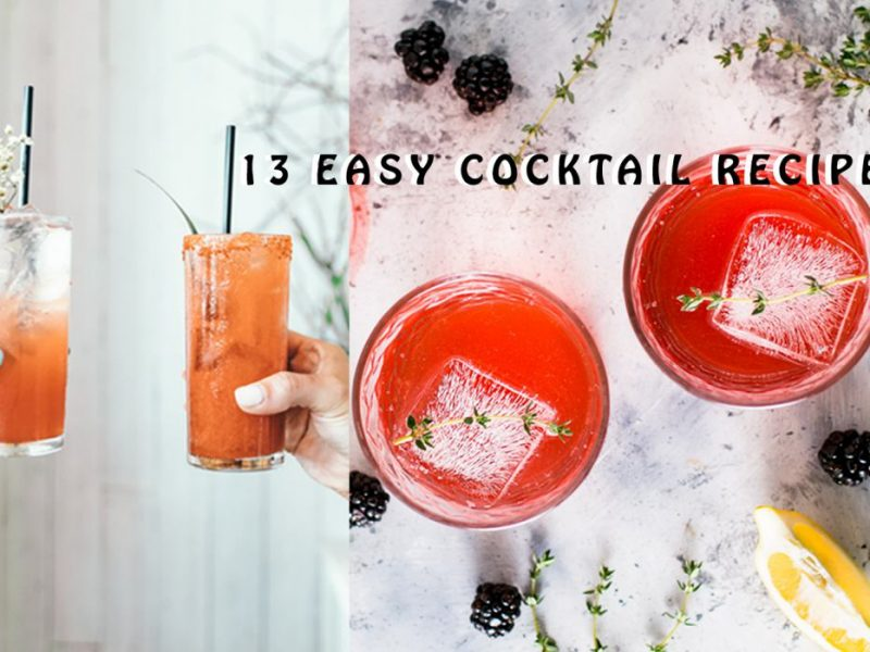 Easy Cocktails Recipe 800x600 - Home