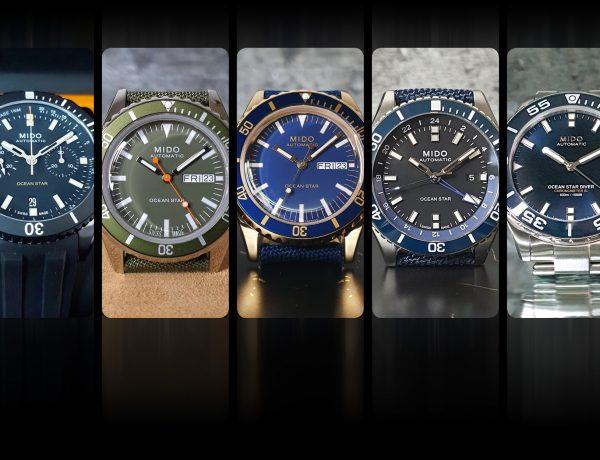 Kingssleeve MIDO all Oceanstar collection cover 600x460 - 实表开箱|高CP值的 Ocean Star 全系列,你会选哪款?