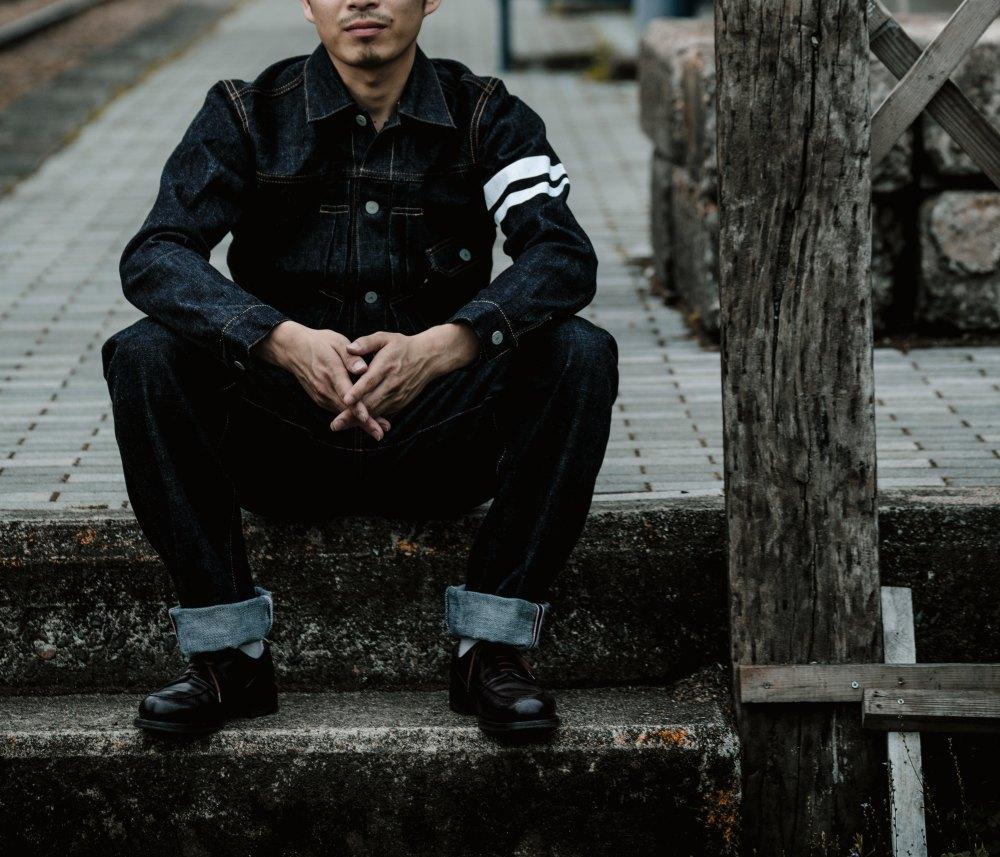 Oris x Momotaro japanese denim brand - [编辑试戴] 是牛仔表带!必收藏的 Oris x Momotaro 潜水表