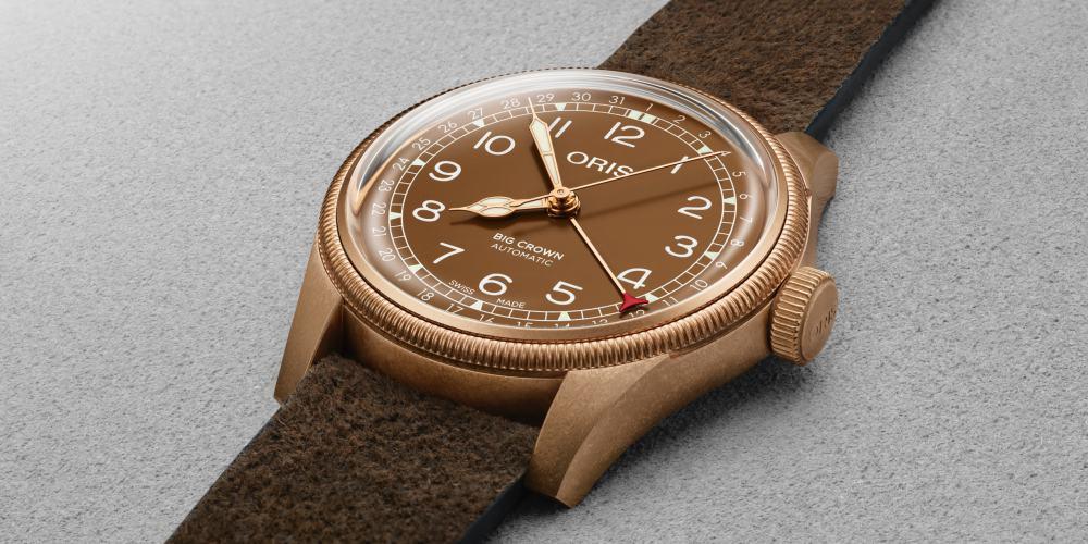 Pilot Watch Part II 001 - Pilot Watch Part II: 你绝不容错过的10款飞行员腕表