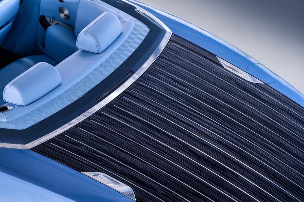 rolls royce coachbuild boat tail 002 - 绝无仅有!一窥 Rolls-Royce Boat Tail 超乎想象的细节设计