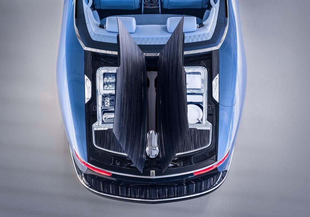 rolls royce coachbuild boat tail 003 - 绝无仅有!一窥 Rolls-Royce Boat Tail 超乎想象的细节设计
