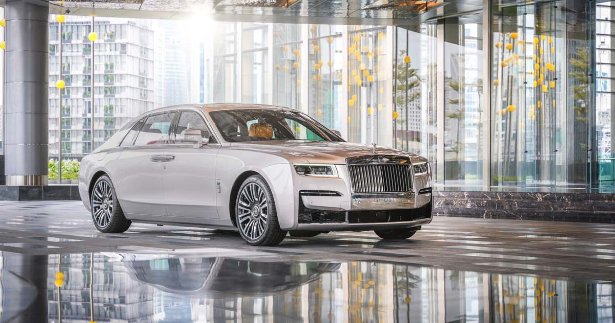 rolls royce new ghost malaysia 001 - Rolls-Royce New Ghost 抵马!至简美学新标杆