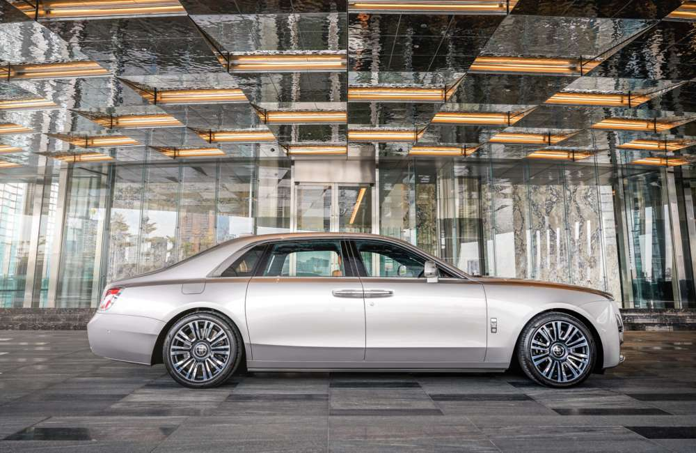 rolls royce new ghost malaysia 003 - Rolls-Royce New Ghost 抵马!至简美学新标杆