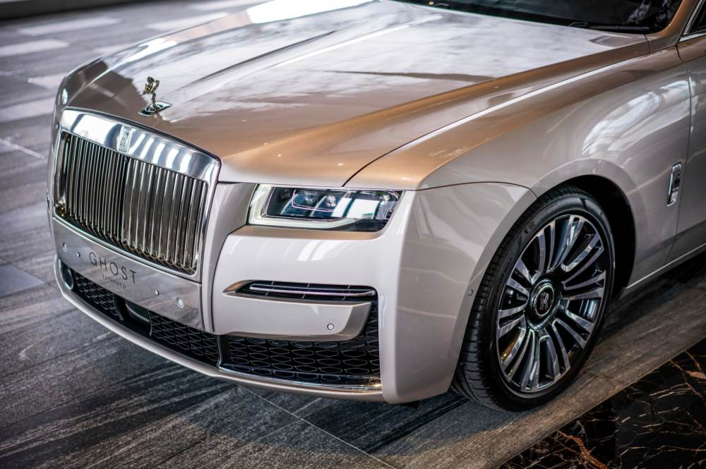 rolls royce new ghost malaysia 006 - Rolls-Royce New Ghost 抵马!至简美学新标杆