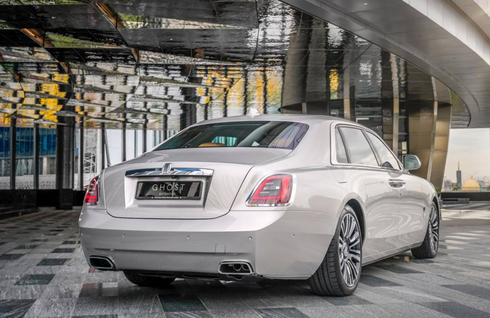 rolls royce new ghost malaysia 011 - Rolls-Royce New Ghost 抵马!至简美学新标杆