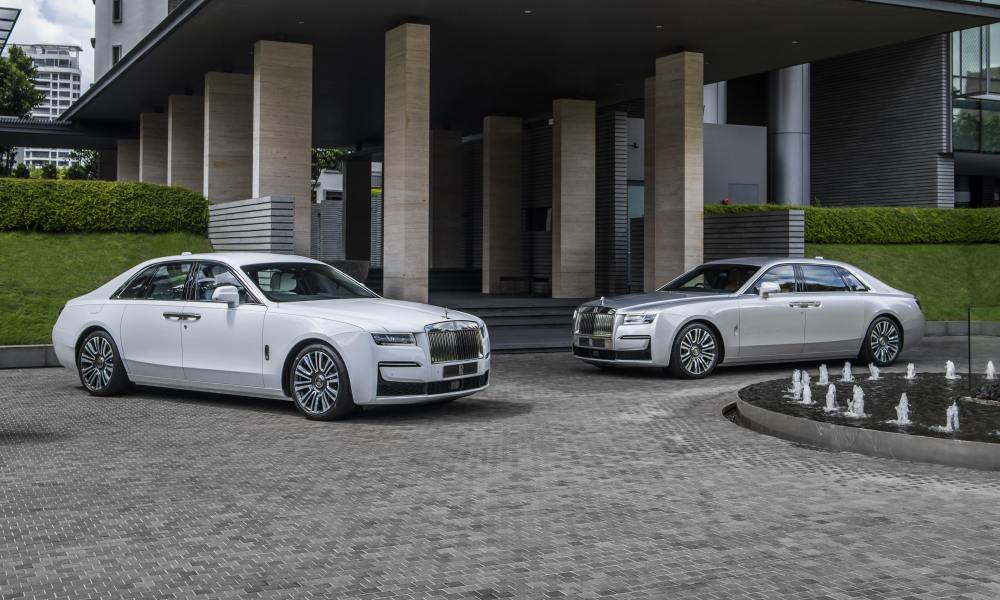 rolls royce new ghost malaysia ghost extended - Rolls-Royce New Ghost 抵马!至简美学新标杆