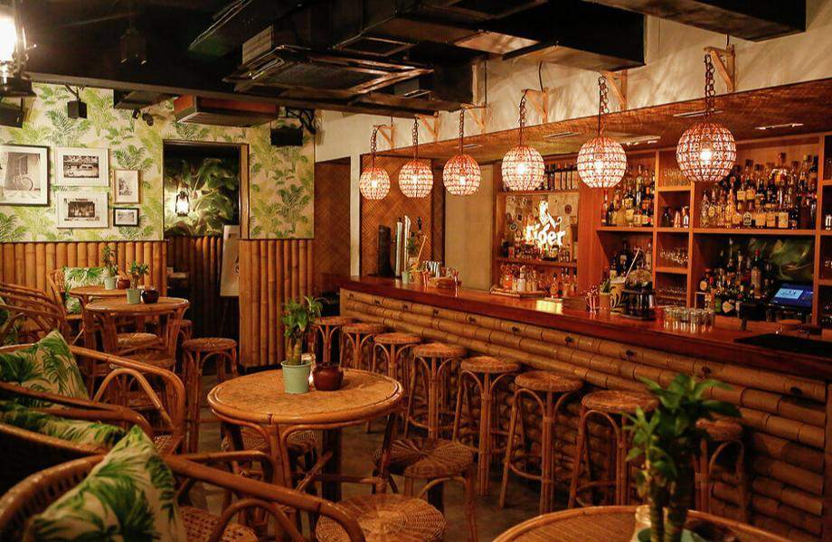 Asias 50 Best Bar 2020 JungleBird - 2020 亚洲年度50最佳酒吧排行榜出炉!