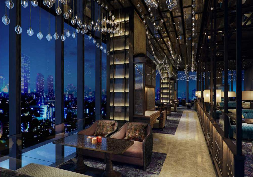 Asias 50 Best Bar 2020 Trigona2 - 2020 亚洲年度50最佳酒吧排行榜出炉!