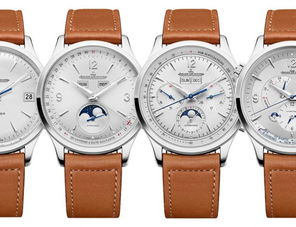 JLC Master Control Collection 600x460 - 时计大师新风貌! Jaeger‑LeCoultre Master Control 系列