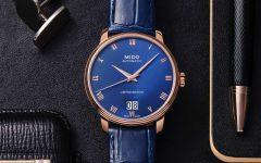 MIDO Baroncelli Big Date 007 240x150 - 展现古典绅士风范: MIDO Baroncelli Big Date 限量腕表