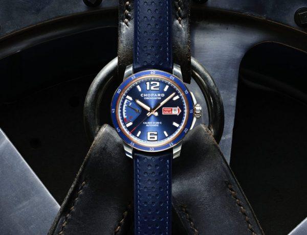 Mille Miglia GTS Azzurro 001 600x460 - 为车赛而生: Chopard Mille Miglia GTS Azzurro
