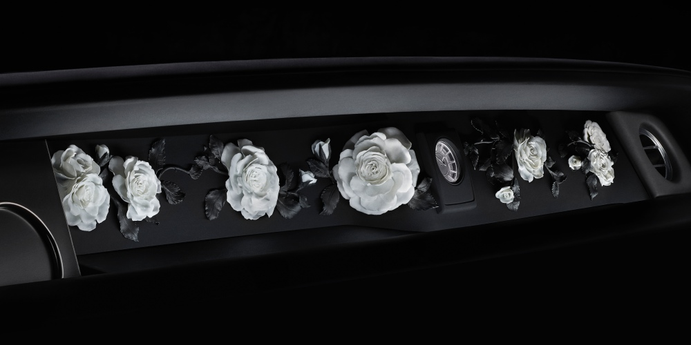 Rolls Royce Rose 004 - 只为劳斯莱斯绽放 - Rolls-Royce Rose