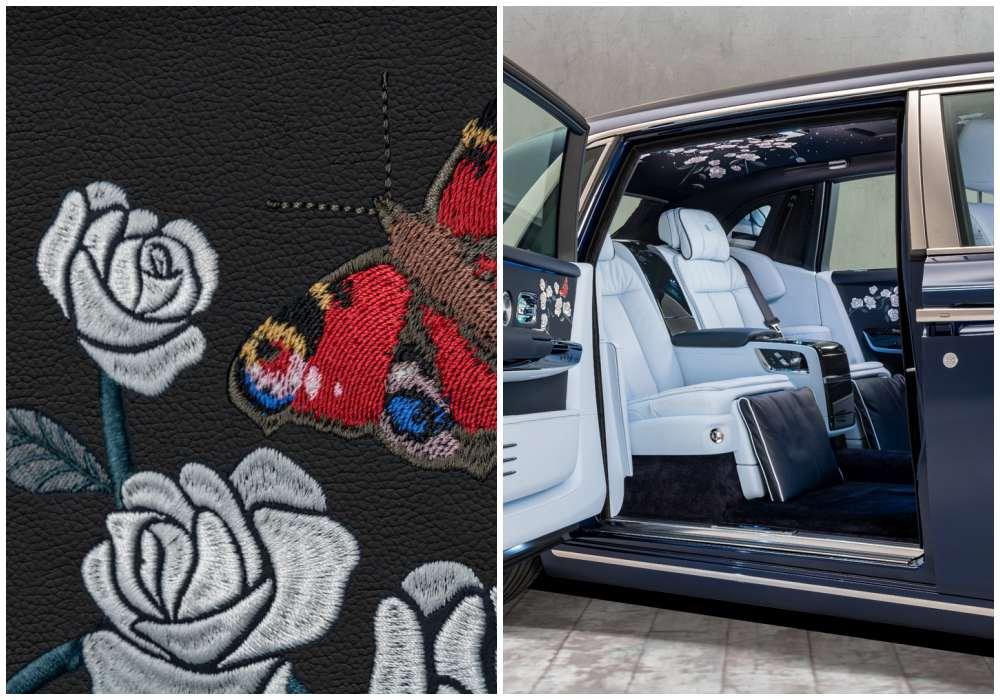 Rolls Royce Rose 007 - 只为劳斯莱斯绽放 - Rolls-Royce Rose