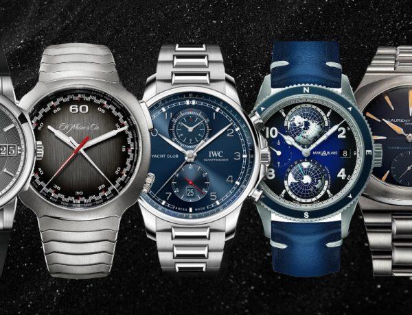 Watches Wonders 2020 1 600x460 - Watches & Wonders 2020 亮点细看 -[运动表篇]