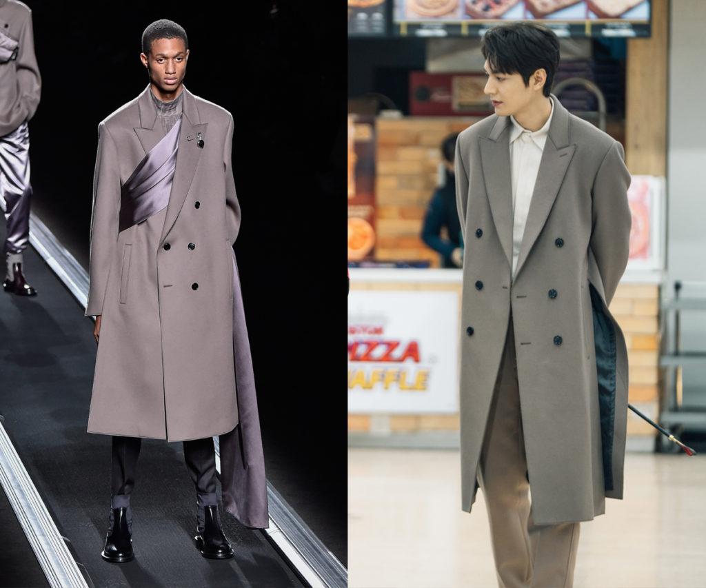 "the king lee min ho dior coat - 型男最需要的是""外套"" 入手李敏镐同款"