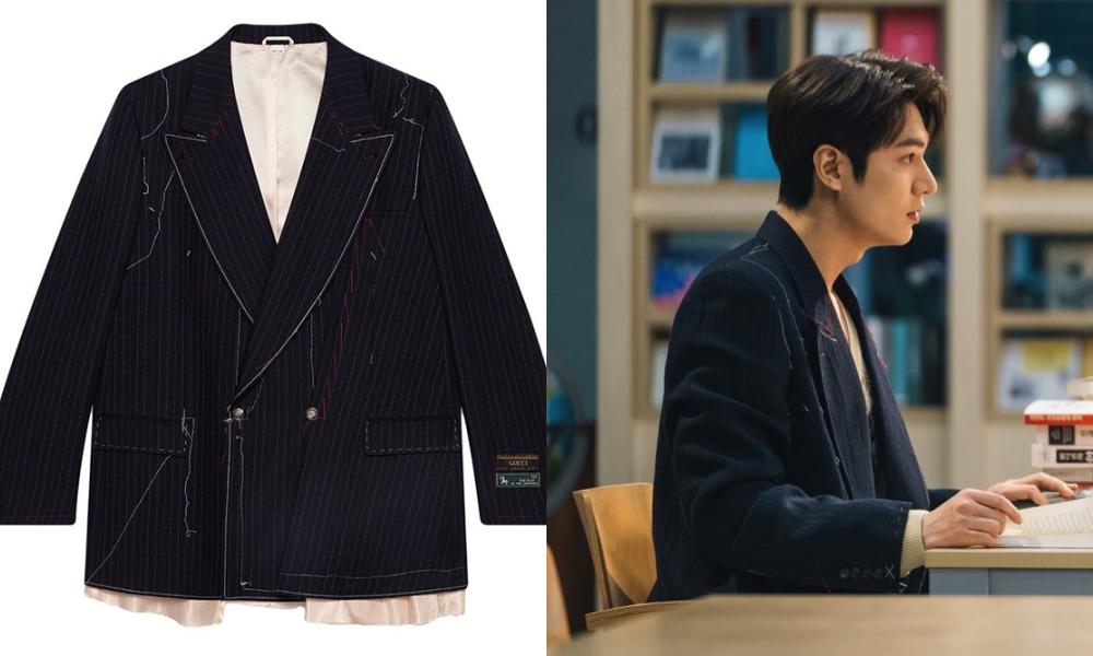 """the king lee min ho gucci coat - 型男最需要的是""""外套"""" 入手李敏镐同款"""