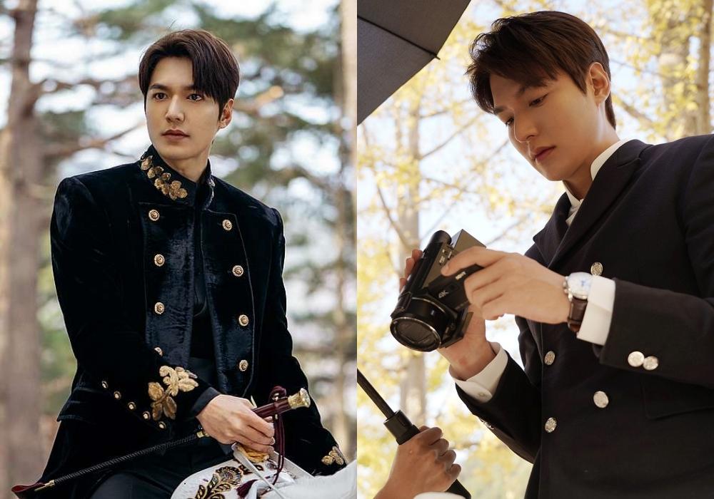 "the king lee min ho jacket coat - 型男最需要的是""外套"" 入手李敏镐同款"