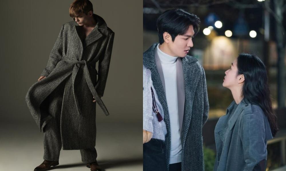 "the king lee min ho joosooloo - 型男最需要的是""外套"" 入手李敏镐同款"