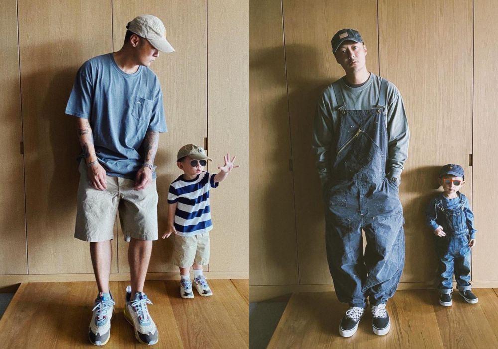 Best Celebrity Dads 008 - 盘点明星圈内好爸爸 ( 原来他们私底下是个超级奶爸! )