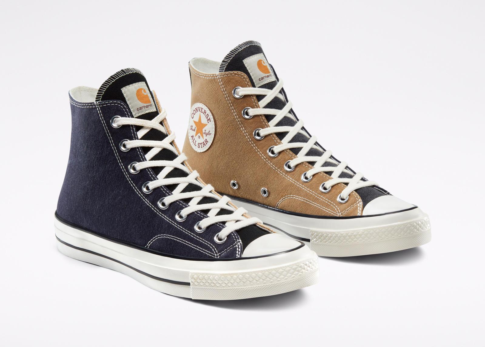Converse x Carhartt WIP Renew Chuck 70 - 搭配正装也合适的8款球鞋