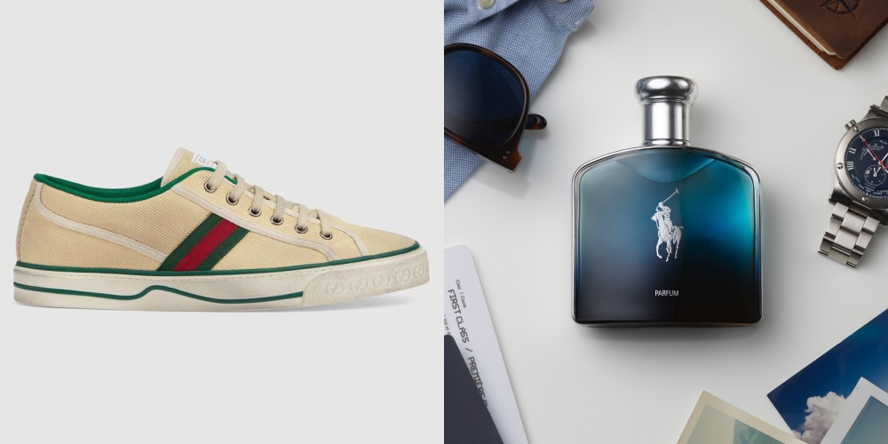 Fathers Day Gifts Gucci Polo - K's 父情节送礼指南:男人之间的浪漫