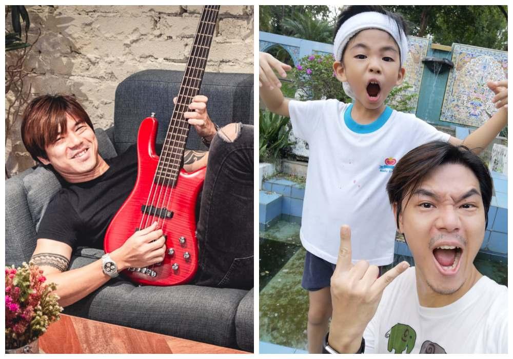 Fathers Day Special Jeff Phua - K's 父亲节特备: 爸爸们给孩子来自2020年的时间囊