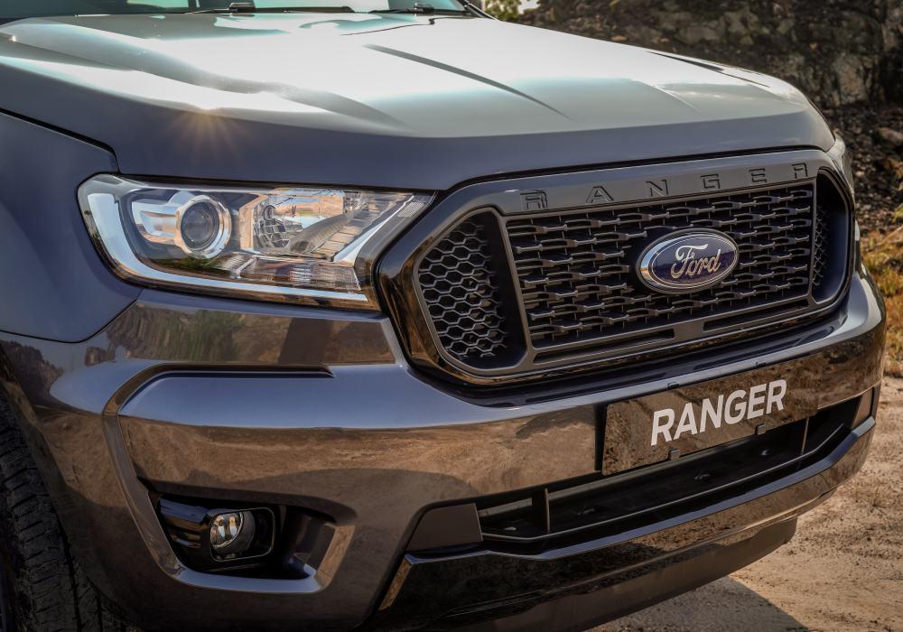 Ford Ranger FX4 002 - Ford Ranger FX4 - 彰显阳刚个性的越野皮卡