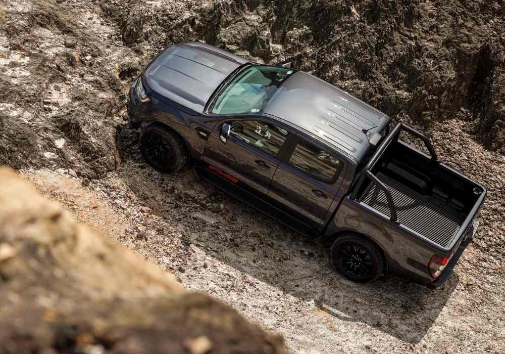 Ford Ranger FX4 004 - Ford Ranger FX4 - 彰显阳刚个性的越野皮卡