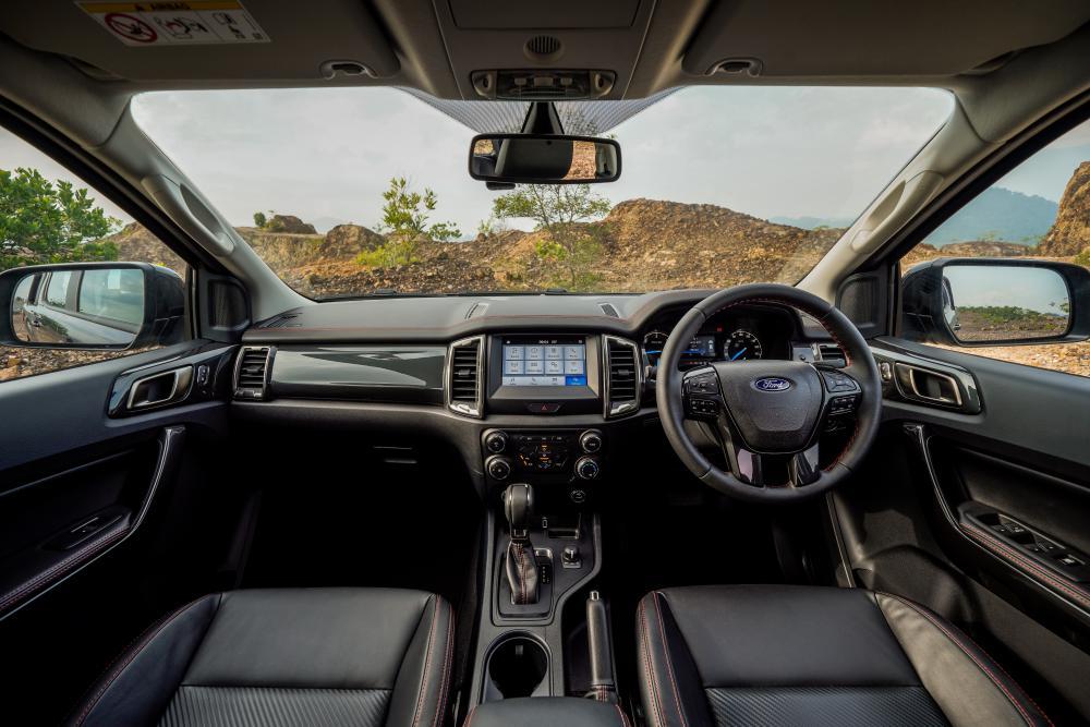 Ford Ranger FX4 005 - Ford Ranger FX4 - 彰显阳刚个性的越野皮卡