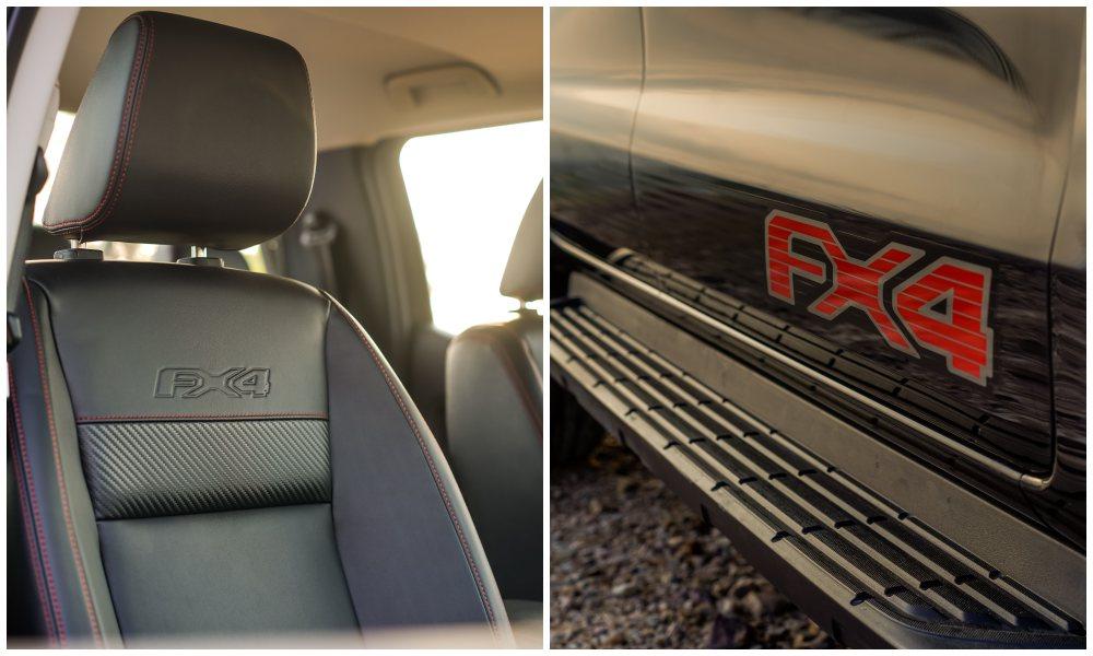 Ford Ranger FX4 007 - Ford Ranger FX4 - 彰显阳刚个性的越野皮卡