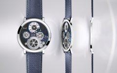 Piaget Altilpano Ultimate Concept Blue G0A45502 2 240x150 - [独家专访]  深入了解 Piaget 仅仅 2毫米厚度的改革性超薄腕表