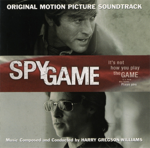 Spy Game - Bill Gates推荐的6部影集与电影