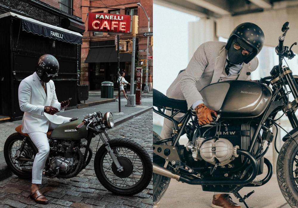 The Suited Racer honda motor - 穿西装的骑士 The Suited Racer 究竟是谁?
