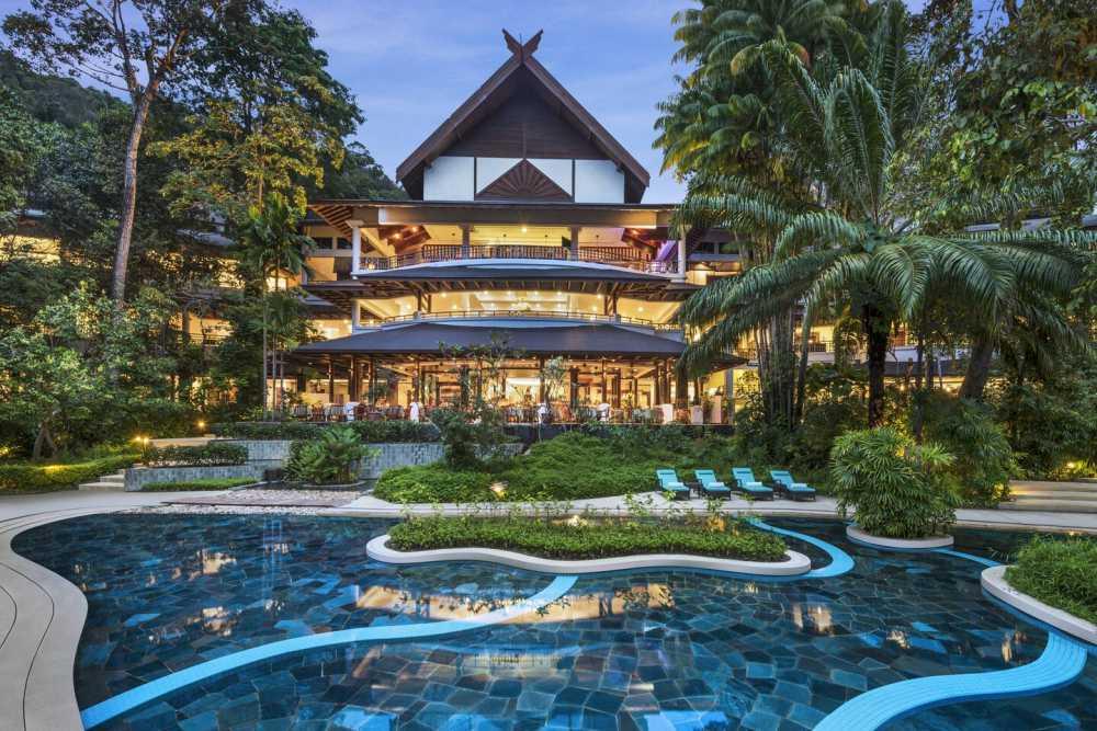 Top Luxury Beach Resort Andaman 003 - K's 本地旅游攻略: 夏天必到的十大豪华海边度假屋
