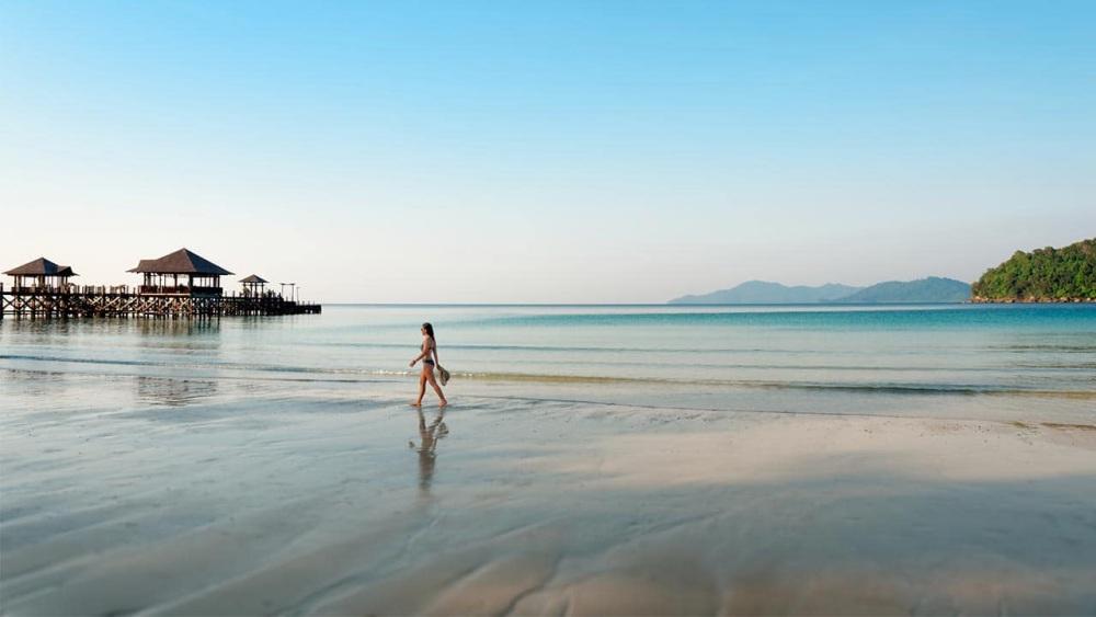 Top Luxury Beach Resort BungaRaya 001 - K's 本地旅游攻略: 夏天必到的十大豪华海边度假屋