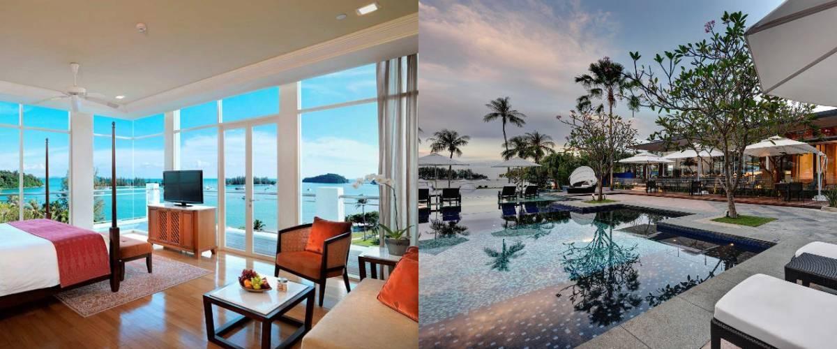 Top Luxury Beach Resort Danna 001 - K's 本地旅游攻略: 夏天必到的十大豪华海边度假屋