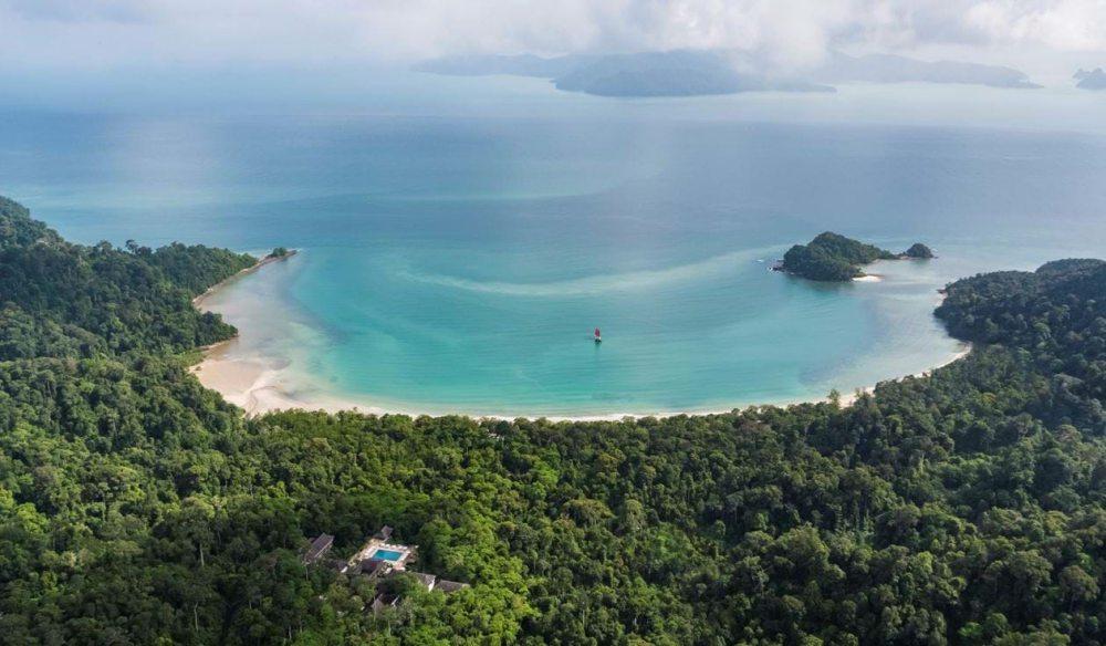 Top Luxury Beach Resort Datai 001 - K's 本地旅游攻略: 夏天必到的十大豪华海边度假屋