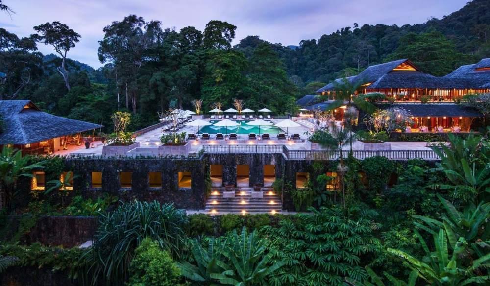 Top Luxury Beach Resort Datai 002 - K's 本地旅游攻略: 夏天必到的十大豪华海边度假屋