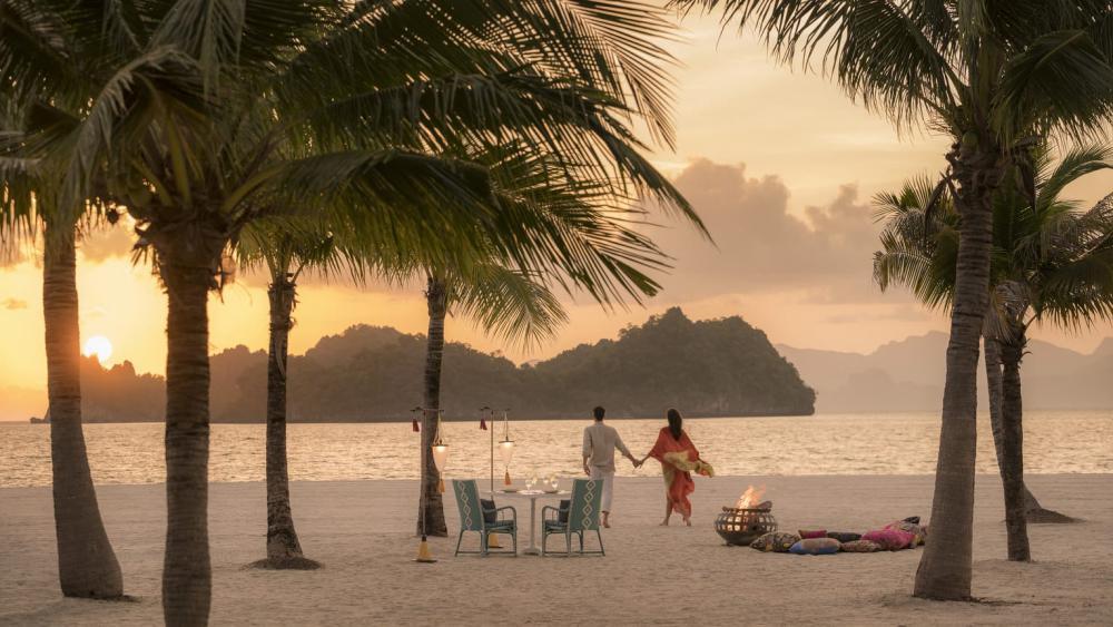 Top Luxury Beach Resort FourSeasons 001 - K's 本地旅游攻略: 夏天必到的十大豪华海边度假屋