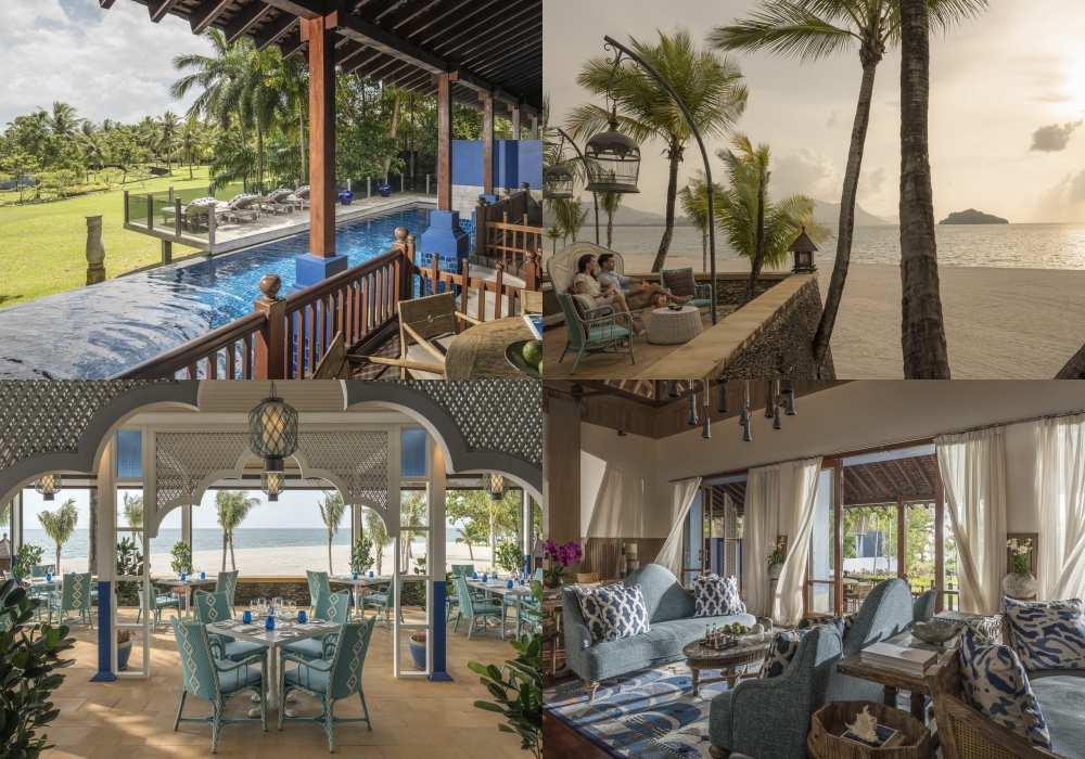 Top Luxury Beach Resort FourSeasons 003 - K's 本地旅游攻略: 夏天必到的十大豪华海边度假屋