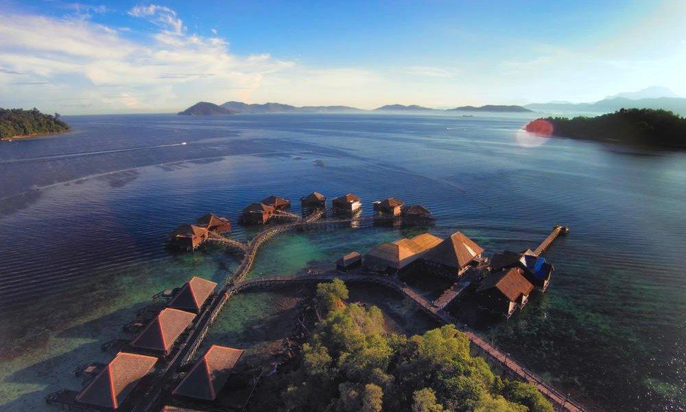 Top Luxury Beach Resort Gayana 001 - K's 本地旅游攻略: 夏天必到的十大豪华海边度假屋