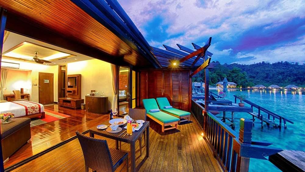 Top Luxury Beach Resort Gayana 002 - K's 本地旅游攻略: 夏天必到的十大豪华海边度假屋