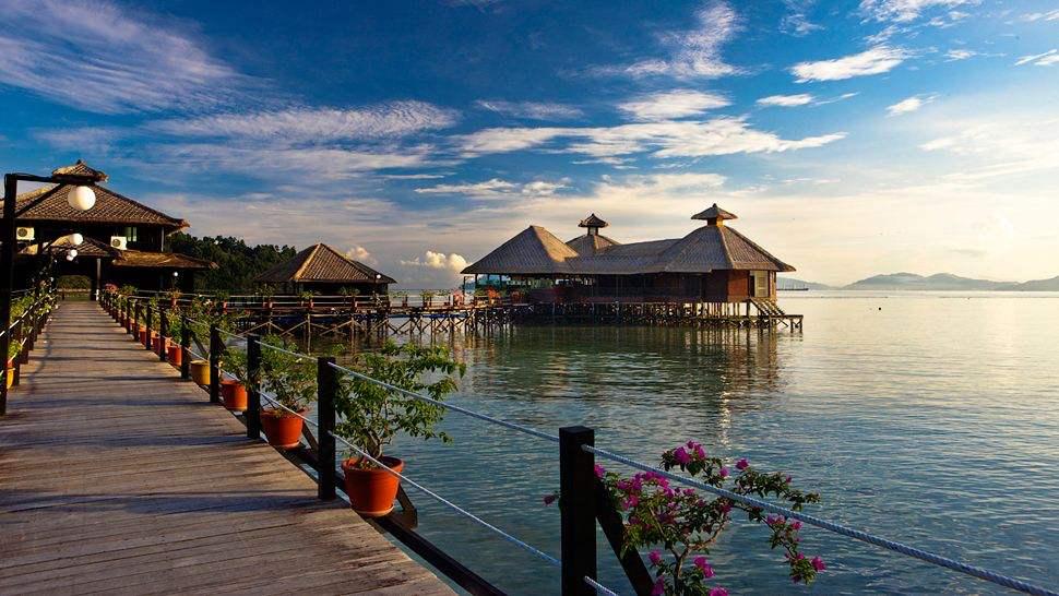 Top Luxury Beach Resort Gayana 003 - K's 本地旅游攻略: 夏天必到的十大豪华海边度假屋